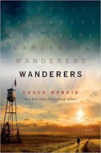Wanderers by Chuck Wendig cover